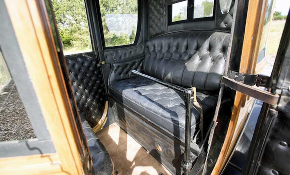 Basis Mobil Listrik sudah Tercipta di 1905?