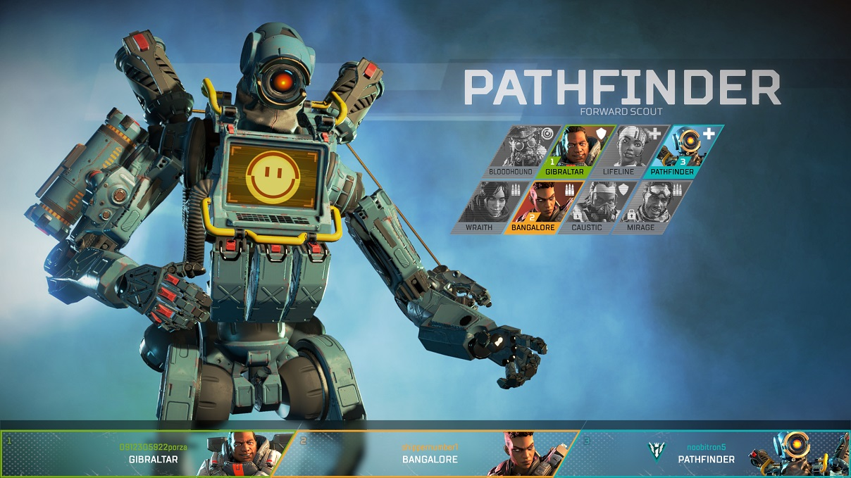 Apex Legends, Gaya Baru Battle Royale