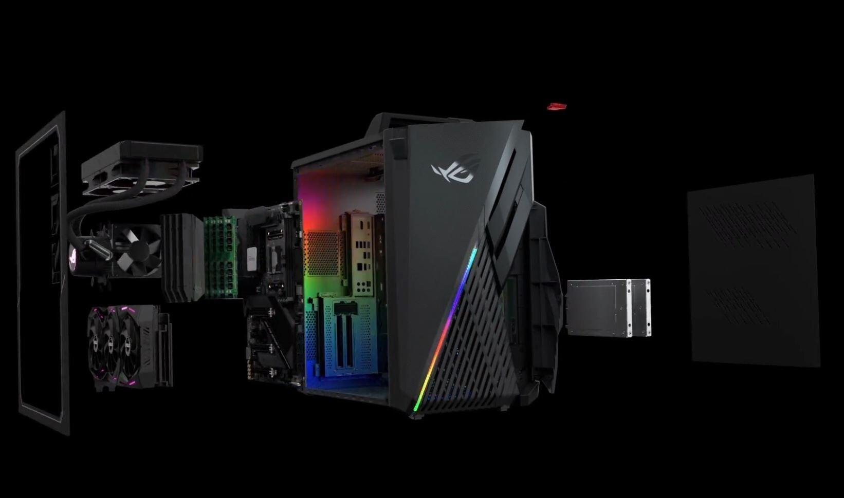 Asus Jodohkan AMD Ryzen 9 dan NVIDIA RTX 2080 Ti di PC Gaming