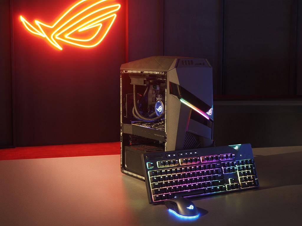 PC Gaming ASUS ROG Ikut Adopsi Intel Generasi ke-9