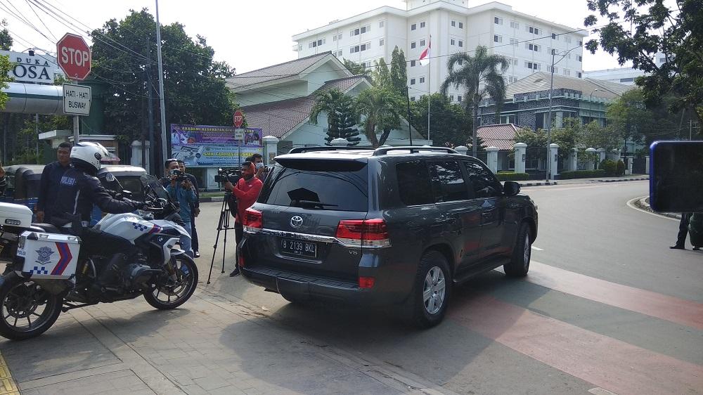 10 Menteri Sambangi RSPAD