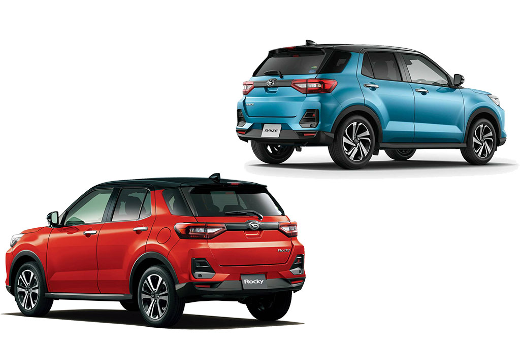 Selain Avanza-Xenia, Toyota-Daihatsu Punya Produk Kembar Baru