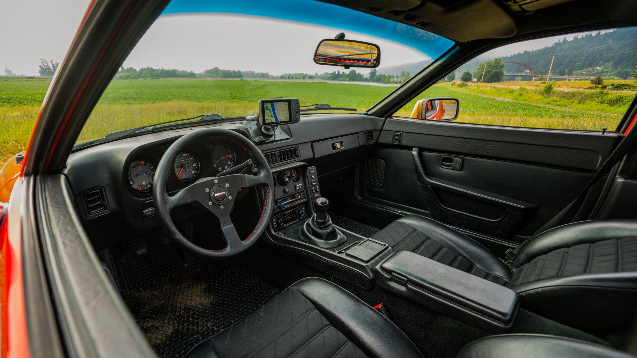 Porsche 924S 1987 Bergaya Rally Look