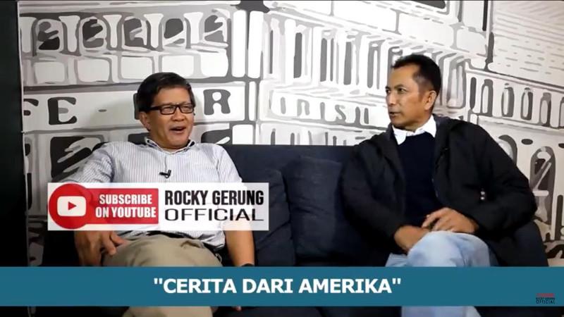 Partitur Kritik Baru Rocky Gerung