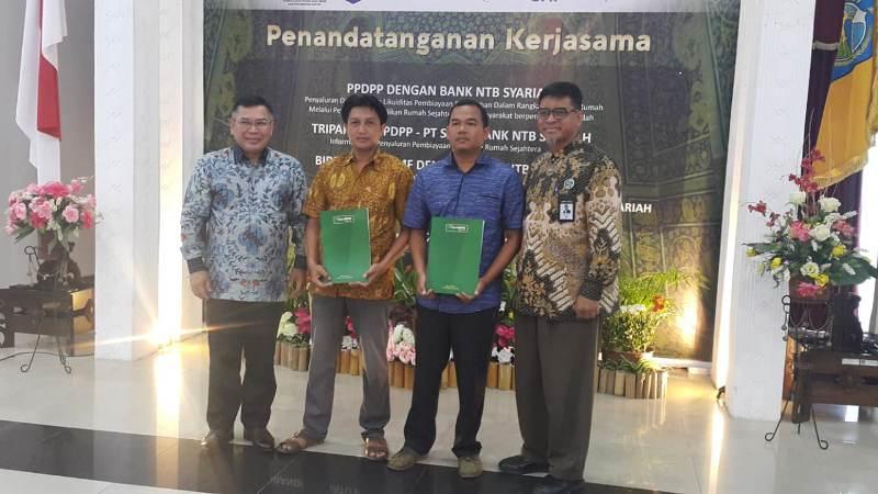 Dukung Perbaikan Rumah Pasca-Bencana, SMF Salurkan KPR ke ASN