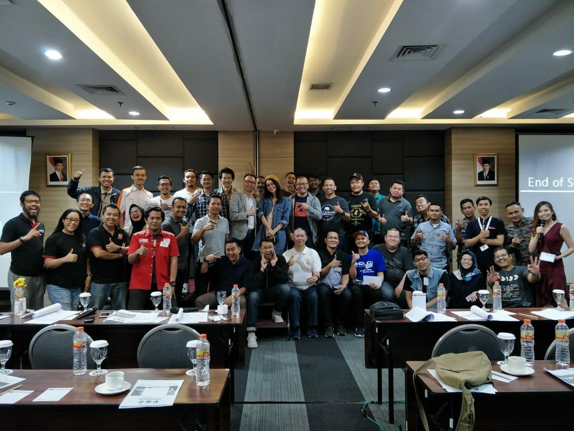 TOC Maksimalkan Media Sosial untuk Berinteraksi