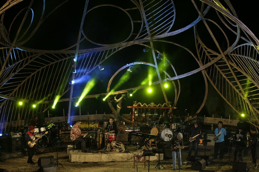 Jazz Gunung Bromo Bersyukur Mampu Bertahan di Tahun ke-10