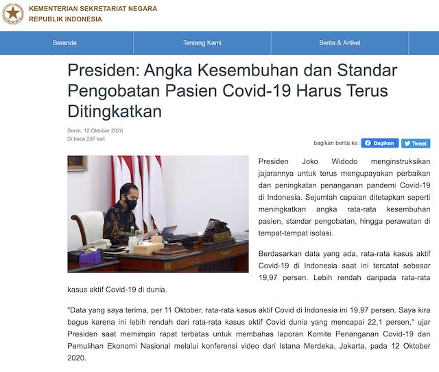 [Cek Fakta] Puan dan Jokowi Kabur ke Singapura selama 30 Hari Ke Depan? Ini Faktanya