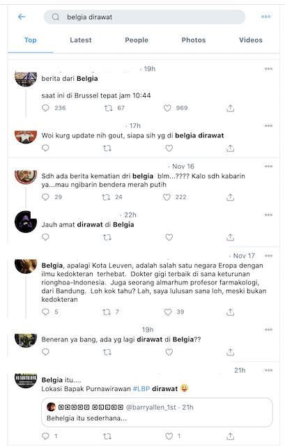 [Cek Fakta] Benarkah Luhut Dirawat di Belgia karena Sakit dan Media Takut Beritakannya? Ini Faktanya