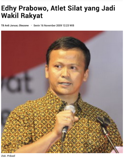[Cek Fakta] Adik Kandung Bos Dahnil Anzar Simanjuntak Korupsi? Ini Faktanya