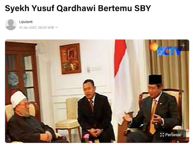 [Cek Fakta] Foto Anies Baswedan dengan Pemimpin ISIS? Ini Faktanya