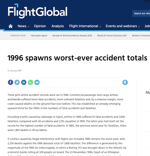 [Cek Fakta] Beredar Video Detik-Detik Pesawat Sriwijaya SJ 182 Jatuh? Ini Faktanya