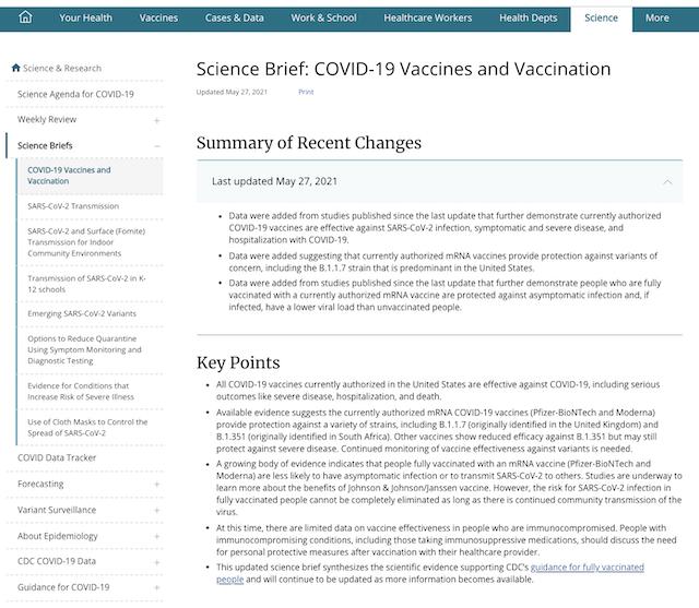 [Cek Fakta] Vaksinasi Menciptakan Varian Baru Covid-19? Ini Faktanya