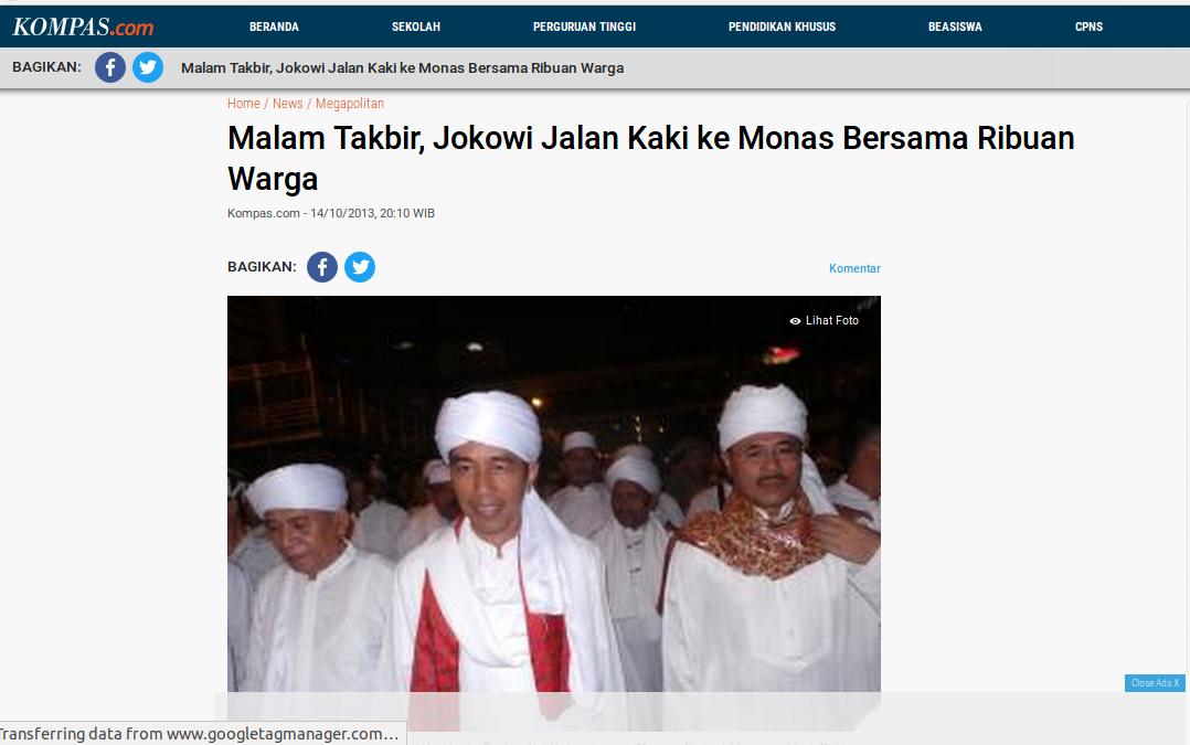 [Cek Fakta] Jokowi Jarang Mengenakan Pakaian Jawa karena Kuno dan Tak Percaya Diri? Cek Faktanya