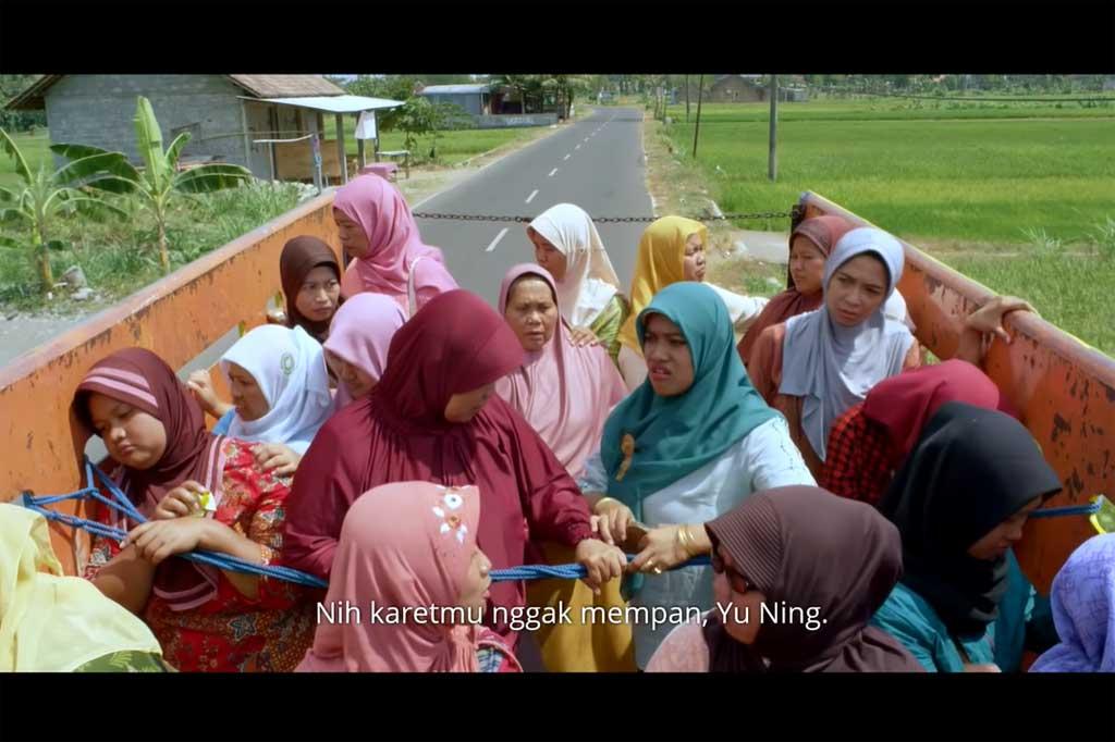 Wawancara Eksklusif Sutradara Film Tilik yang Heboh di Media Sosial