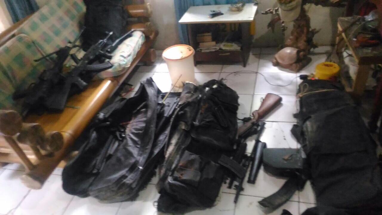 Senjata Airsoft di Tangerang Bukan untuk Teror