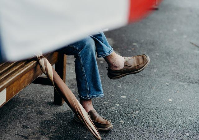 sepatu untuk si kaki lebar