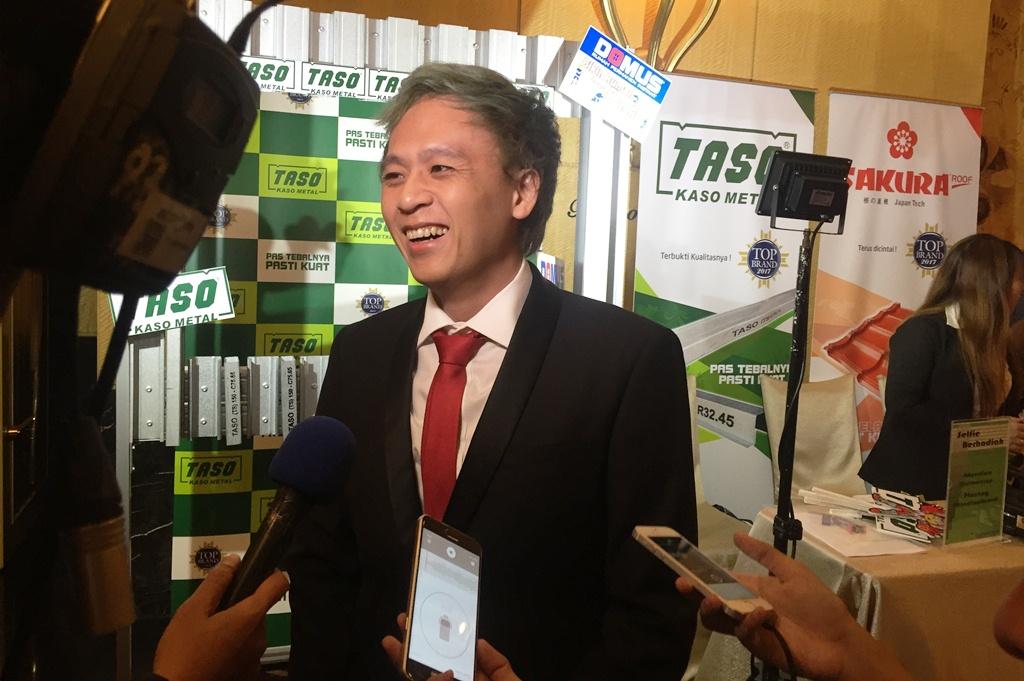 Tatalogam Lestari Raih 3 Penghargaan di Top Brand Award 2017