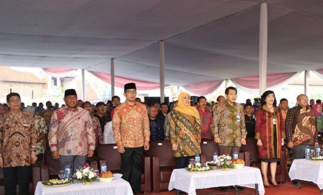 Pecahkan Rekor, 10 e-Warung Diresmikan Mensos di Bandung