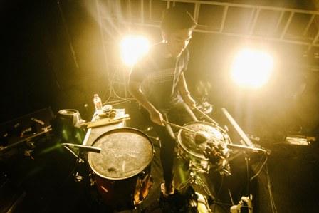 Simak Aksi Panggung Barasuara dalam Taifun Tour 2016