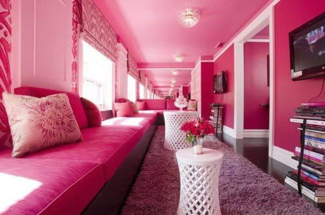 11 Warna Ruangan dan Maknanya