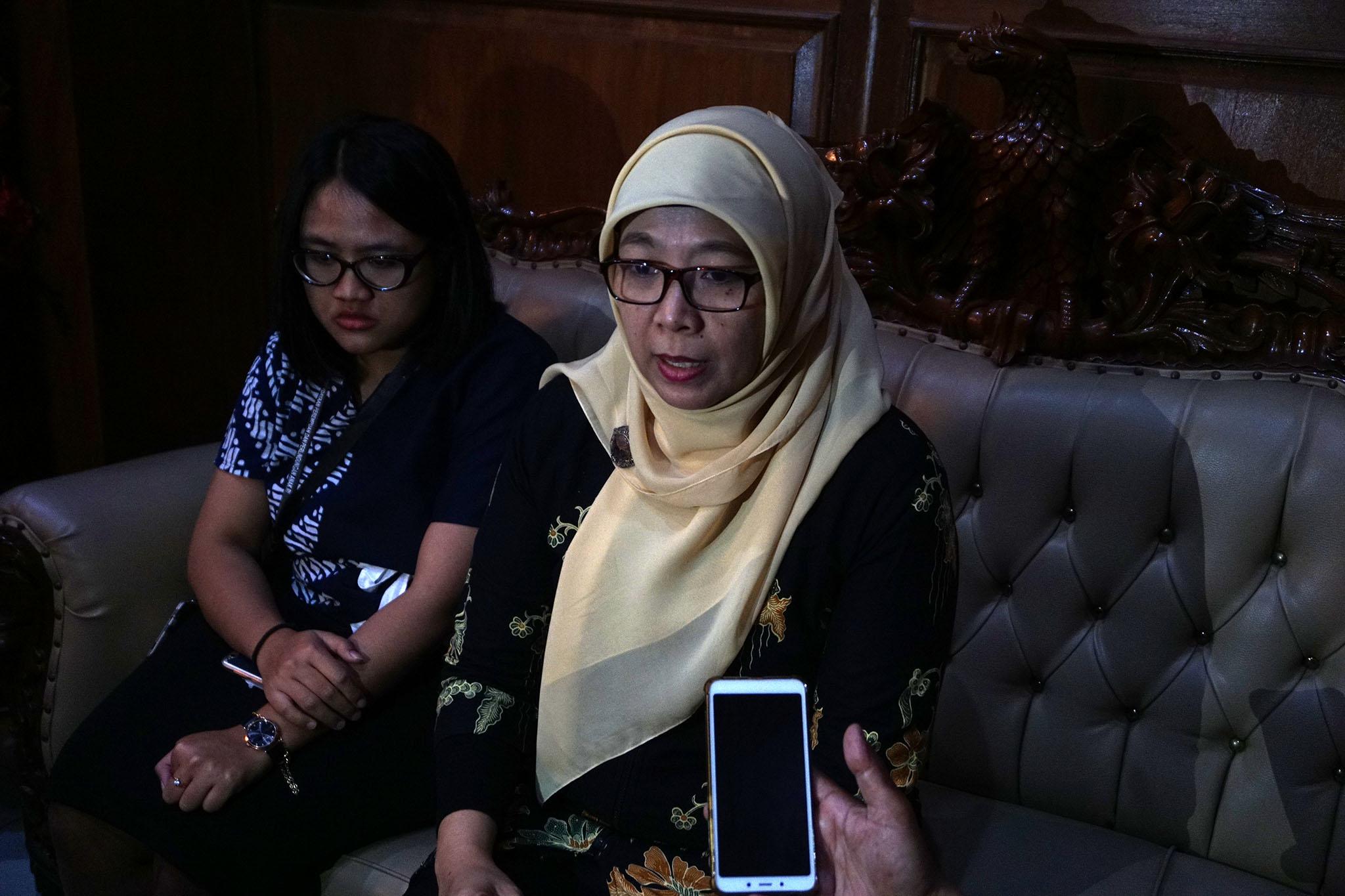 Istana: Pernyataan Sitti Hikmawatty Tak Mewakili KPAI