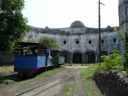 Pabrik Gula Jatibarang tinggal Sejarah