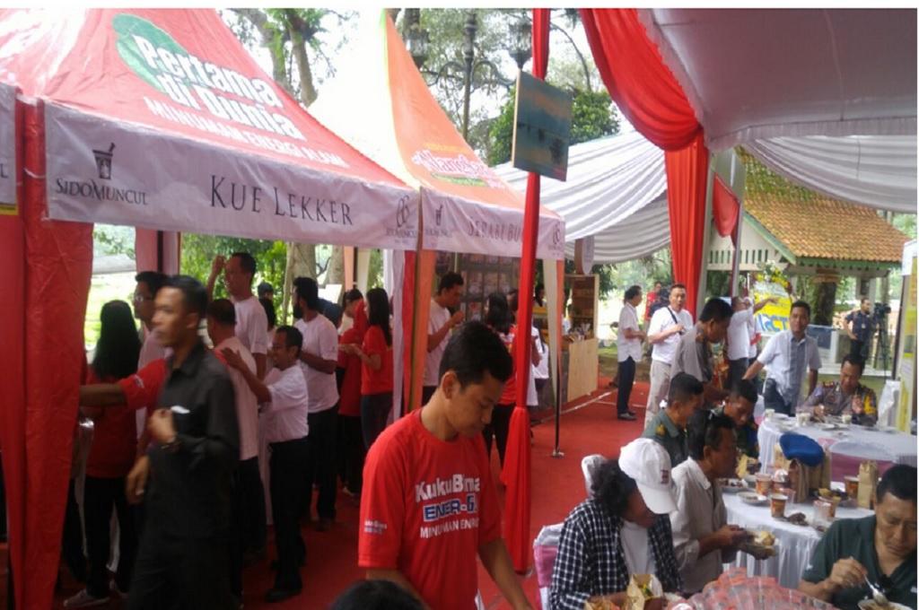 Dorong Potensi Wisata, Pesta Kuliner Digelar di Rawa Pening