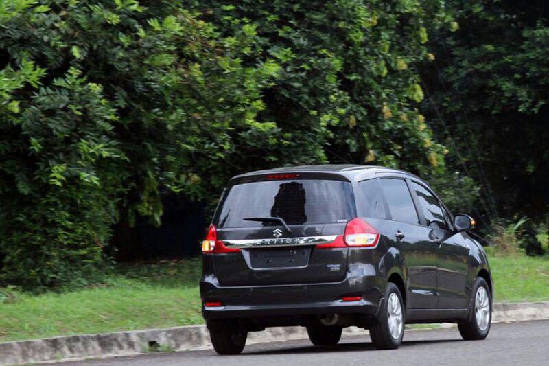 Suzuki Masih Mengkaji All New Ertiga Gendong Mesin Diesel