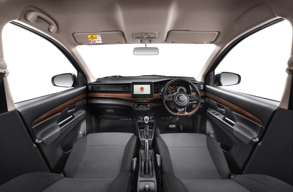 Suzuki Ertiga Bersolek di Awal Tahun