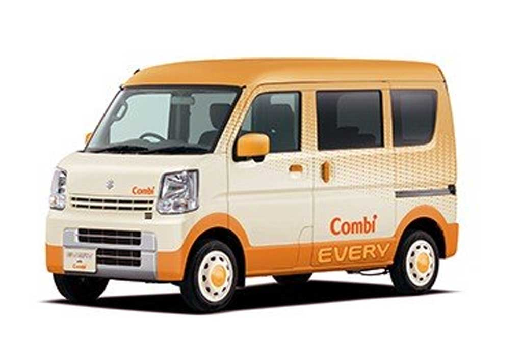Suzuki Boyong Mobil Konsep Bergaya Retro ke TMS