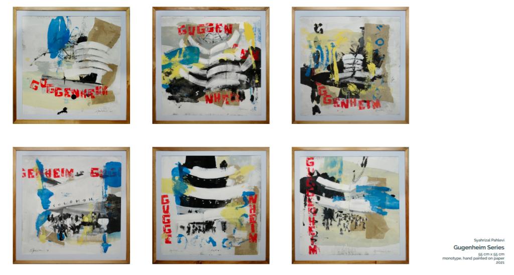 Syahrizal Pahlevi - Guggenheim Series