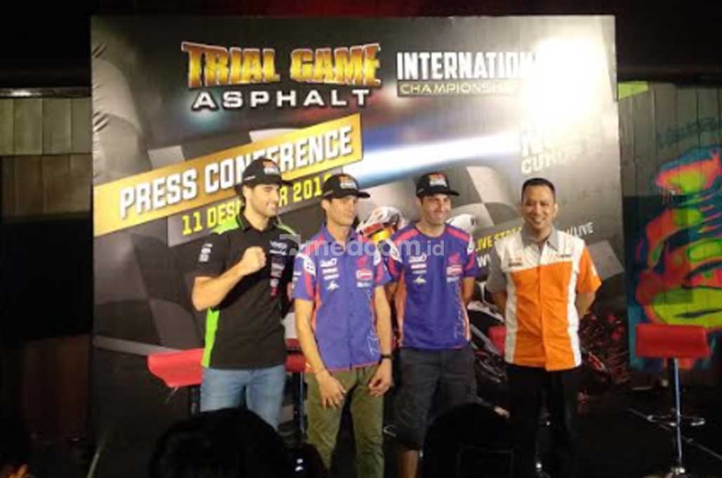 Final Trial Game Asphalt International Championship 2019 Sambangi Boyolali