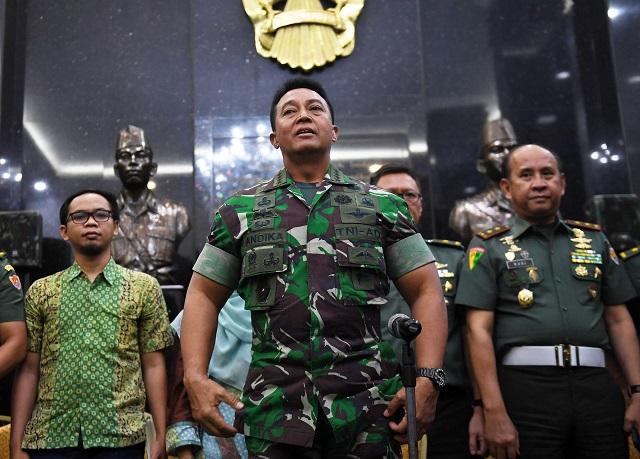 Hari-hari Enzo Menuju Perwira TNI