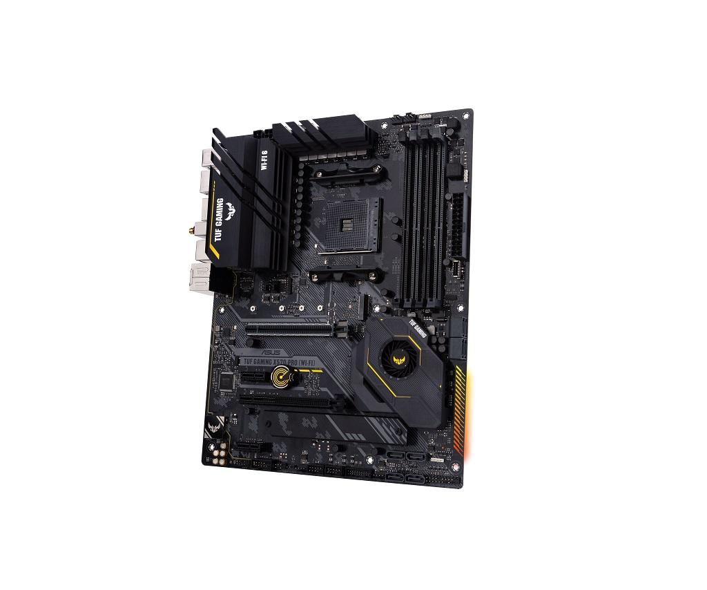 Asus Rilis Update BIOS Motherboard untuk AMD Zen 3