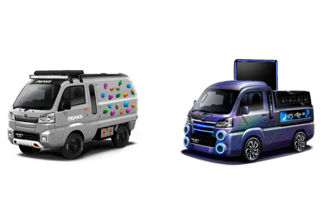 TAFT Mini Crossover World Premiere di Tokyo Auto Salon
