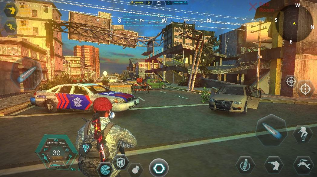 Detasemen 9, Game Shooter Buatan Developer Asal Sulawesi Utara