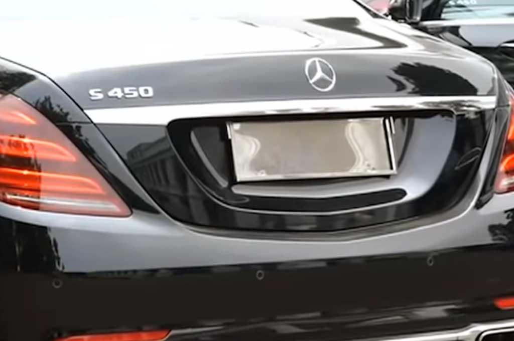Intip Spesifikasi Mercedes-Benz S Class dan E Class untuk Tamu Negara