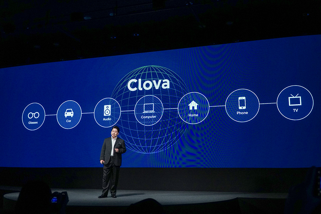 Mengenal Clova, Sistim Kecerdasan Buatan dari LINE