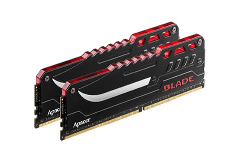 Apacer Rilis Memori DDR4 Baru dengan Lampu LED
