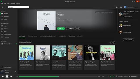 Semua Demam Spotify, Bagaimana Fitur dan Konten yang Ditawarkannya?