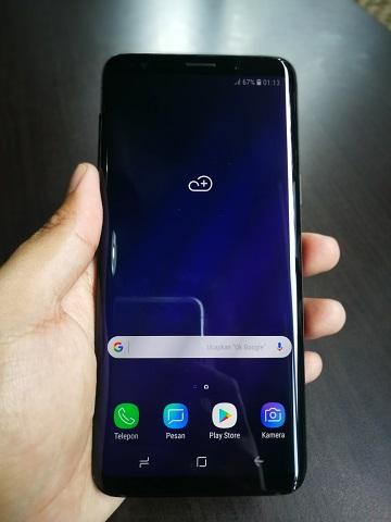Membedah Isi Kotak Smartphone Premium, Samsung Galaxy S9