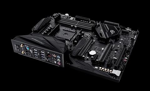 ASUS Ikut Sodorkan Enam Motherboard AMD X470