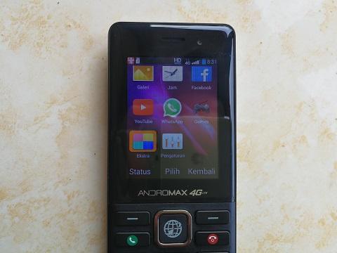 Andromax Prime, Begini Rasanya Pakai Ponsel 4G Rp300 Ribu
