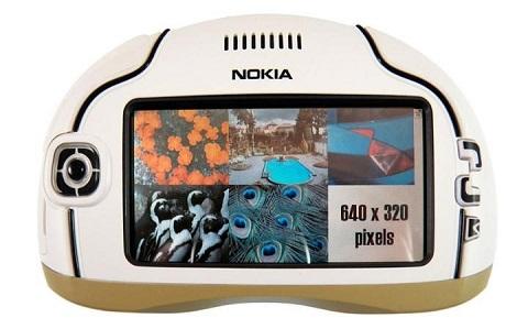 5 Ponsel Nokia Jadul Dengan Desain Unik