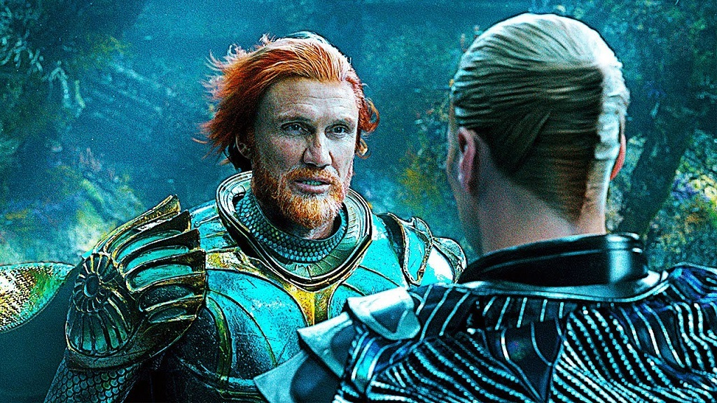 Orvax, Penjahat Sebenarnya dari Film Aquaman