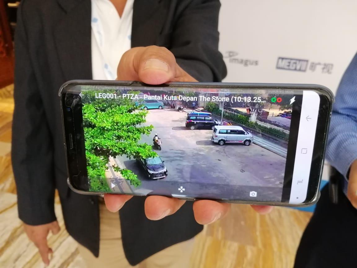 Tingkatkan Keamanan, Bali Pasang 500 CCTV dan IoT