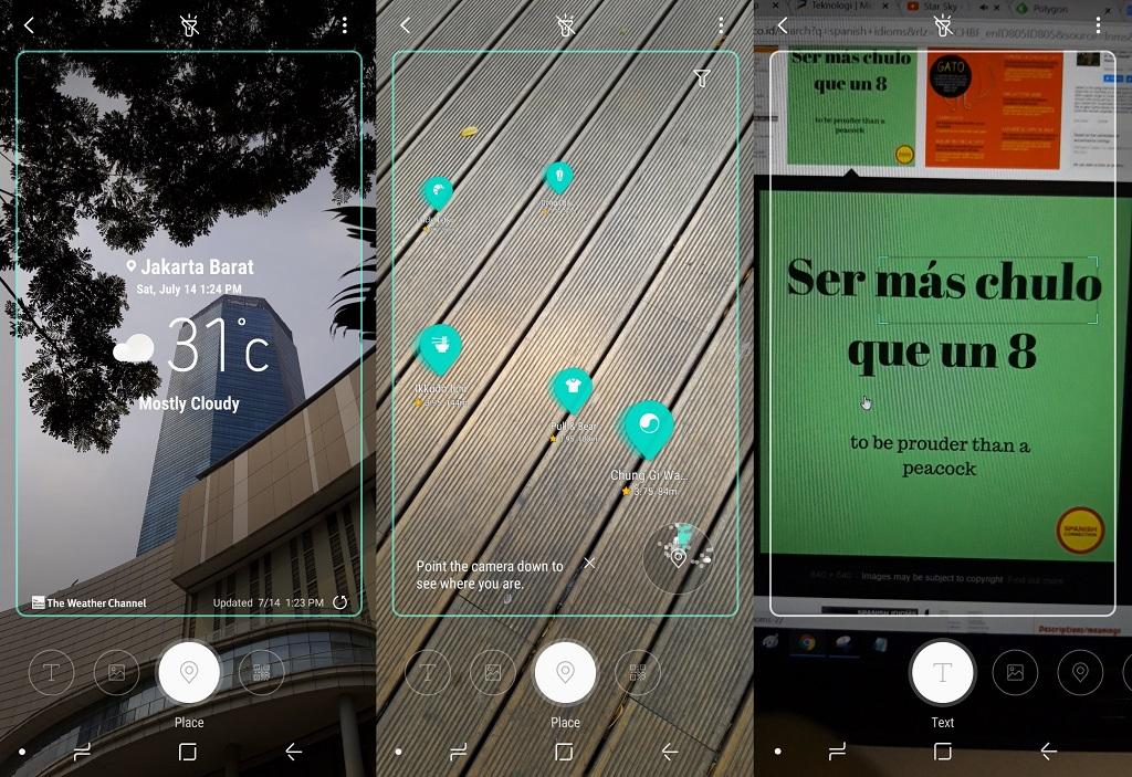 Samsung Galaxy A6, Desain Menarik dengan Fitur Gimmick