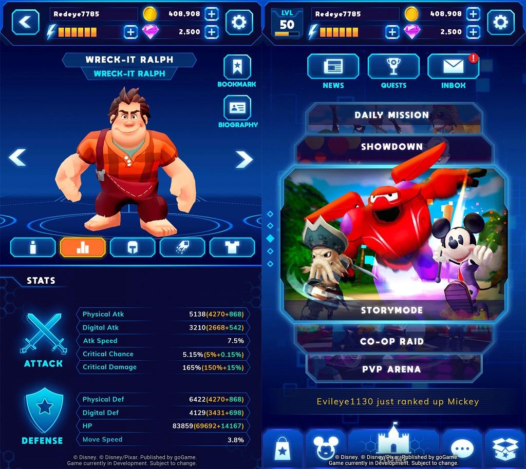 Disney Pamerkan Dua Game Baru