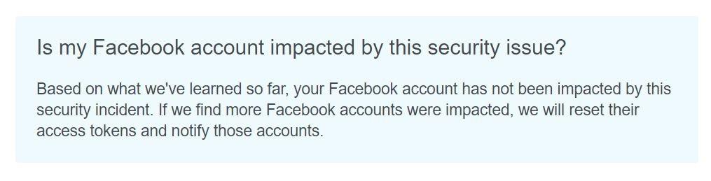Apakah Anda Korban Kebobolan Facebook Terbaru?